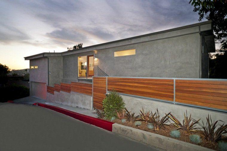 Miid Century Modern Gray Exterior Design Pictures Remodel Decor And Ideas Page Build My Dream Home Pinterest Chalet La Maison Et Maisons