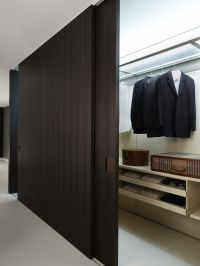 Porro SHIFT Wooden Sliding door, design by Piero Lissoni ...
