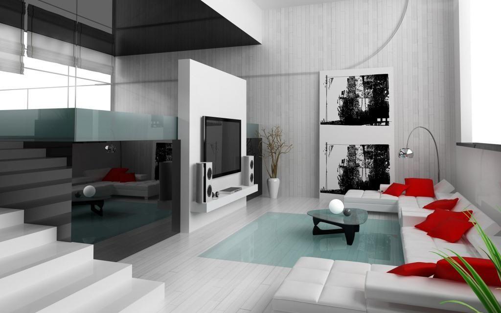Contemporary Lavish Residence Decor Cool Interiors Pinterest