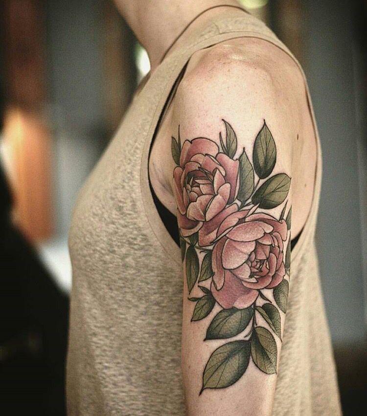Amazing Tattoo!  Tattoo Artist Alice Carrier
