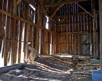 Old Barn Interior | barns & fences & houses old wood ...