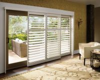 Plantation Shutters For Sliding Glass Doors | Window ...