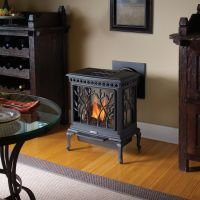 small direct vent gas stove - Google Search | Houses ...