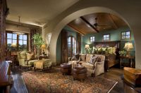 Master Suite - Spanish Colonial | Home decor | Pinterest ...