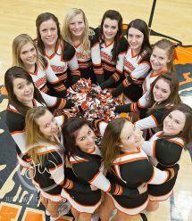Altamont Cheer Team . Wright Cheerleader