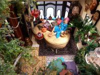Bohemian Garden room interior | Mini's! - Morocco ...