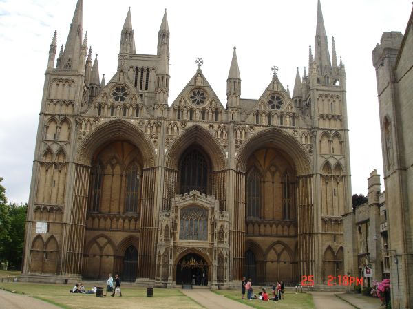 Gothic Architecture Style- And