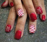 Christmas Nails!!  | Fashion and Beauty Ideas ...