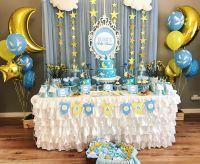 Twinkle Twinkle Little Star Baby Shower Party Ideas | Star ...