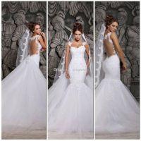 Best Mermaid Wedding Dresses 2014 | www.pixshark.com ...