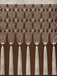 1000+ ideas about Macrame Curtain on Pinterest