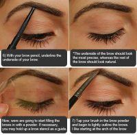 Best 25+ Eyebrow filling tutorial ideas on Pinterest ...