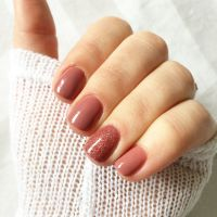 absolutely love this colour combination! mauve maven and ...