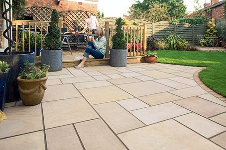 Best Patio Paving Slabs Ideas Images Home Decorating Ideas