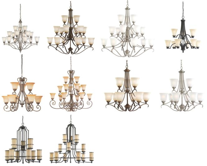Diffe Types Of Chandeliers That You Want To Have At Your Home