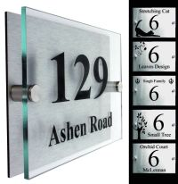 Amazon.co.uk: House Numbers & Signs: Garden & Outdoors ...