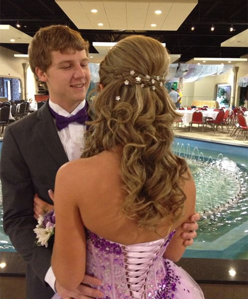 Effortlessly Prom Hairstyles 2015 Mores Hairstyles And Full Double