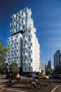 Jackson Clements Burrows Design An Apartment Building With ...