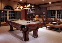 billiard room decor | Billiard Room Decor Inspirations ...