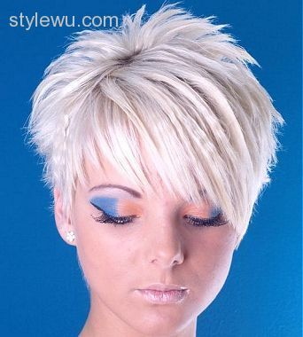 My Style On Pinterest Asymmetrical Haircuts Very Short Hair