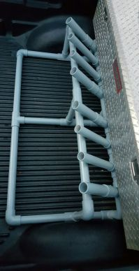 DIY PVC Rod Holder | Fishing | Pinterest | Rod holders and ...