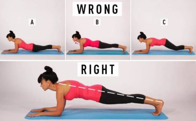 Image result for plank wrong