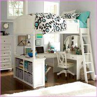 Ikea Loft Beds Full Size   Girls room   Pinterest   Ikea ...