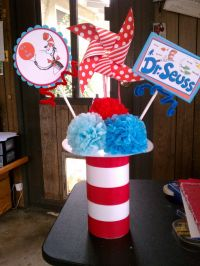 Dr Seuss Baby Shower DEcoration Ideas and ideas for dr ...