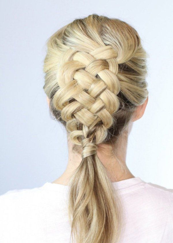 40 Adorable Braided Hairstyles You Will Love Frenchs Away And