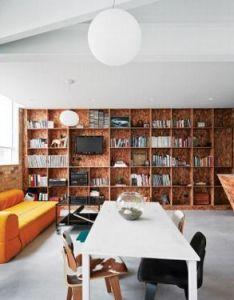 Orange interior tumblr oriented strand boardinterior design of housedesign for small also the room pinterest rh