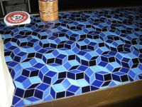 Penrose tile, Aperiodic tiling, Science Centers | Quilts ...