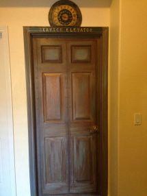 Daughters Tower Of Terror Service Elevator Door