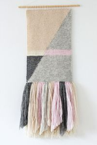 Woven wall hanging | Woven wall art | Wall tapestry | Wall ...