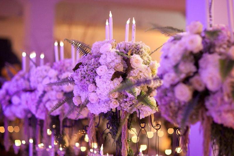 David Tutera Wedding Centerpieces