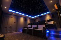 These Infinity fibre optic star ceiling add the final ...