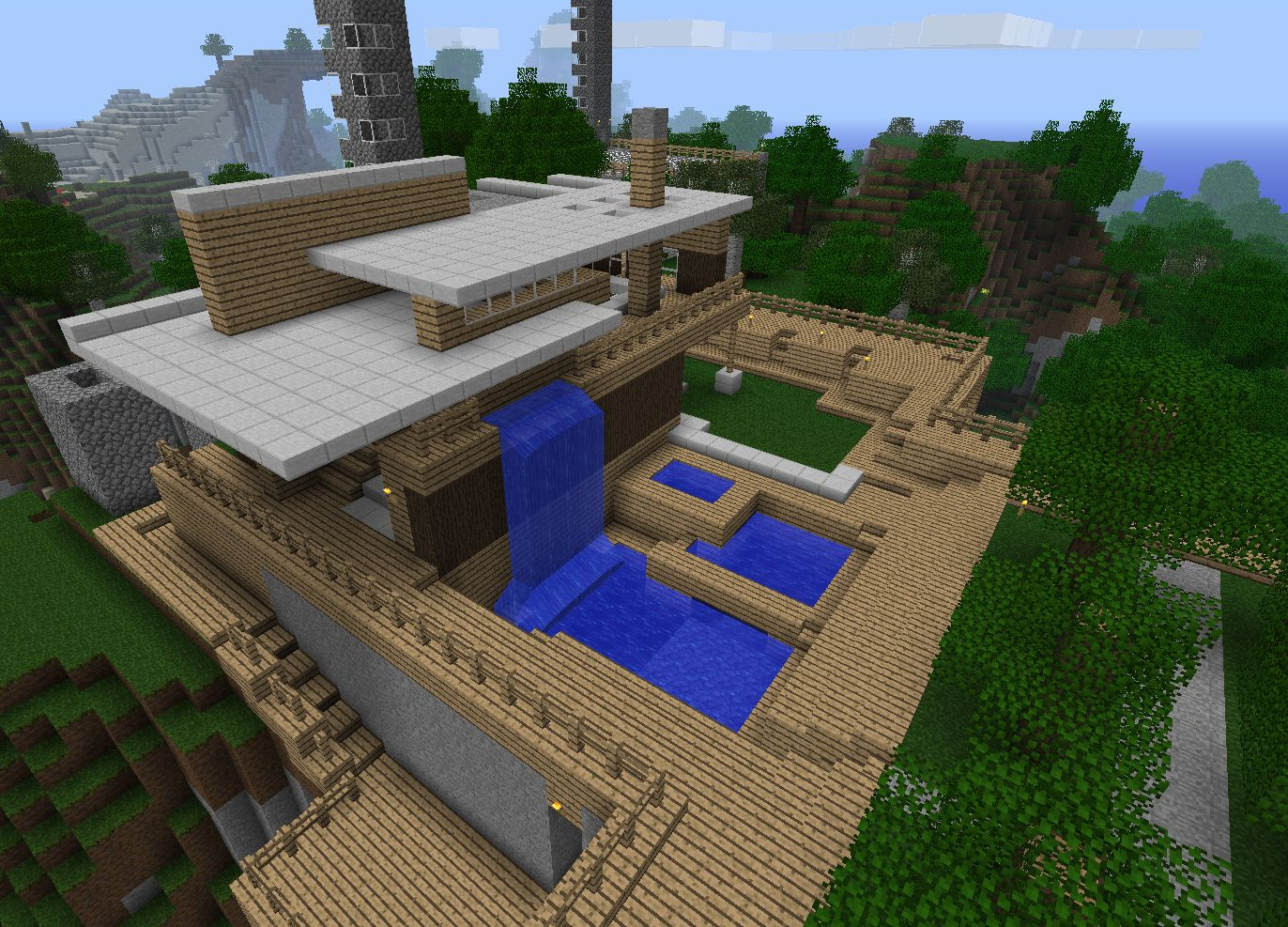 Minecraft Awesome House Ideas