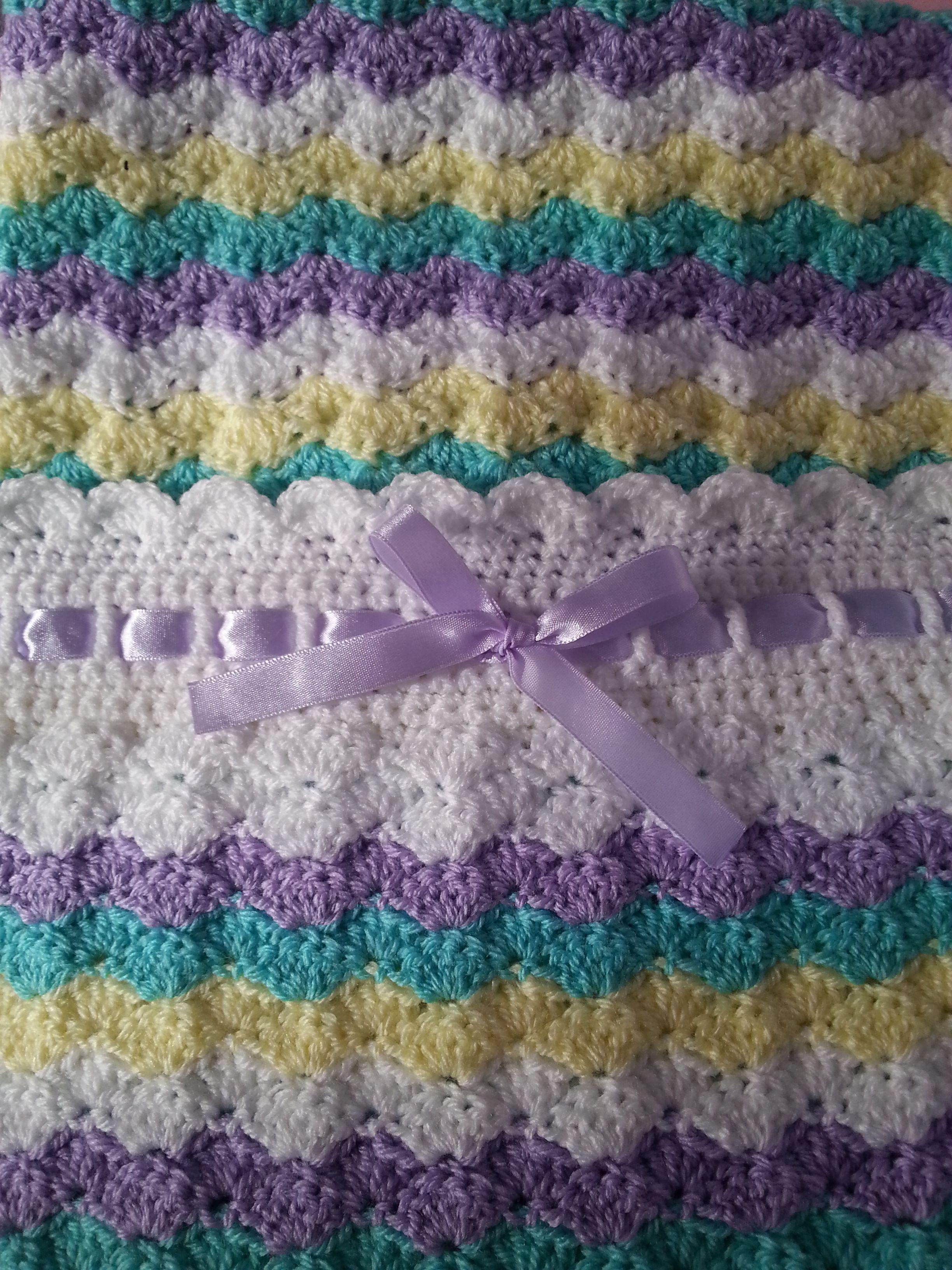 Crochet Baby Blankets on Pinterest  Baby Blankets Baby