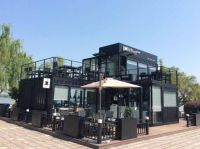 Shipping Container Restaurant (9) | Container Cafe ...