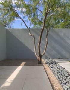 Modern landscape by ibarra rosano design architects also backyard rh pinterest
