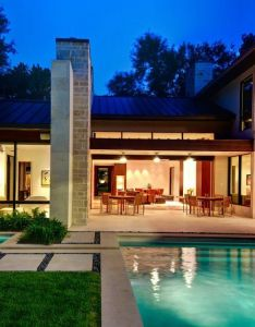 Preston hollow modern home and green house designed by architect todd hamilton also contemporary respecting the environment http significanthomes rh pinterest