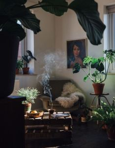 The art of slow living dark home decornature also for pinterest rh