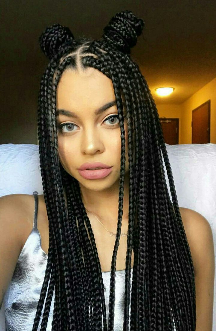Pin by African American Hairstyles on Natural Hair Style Braids