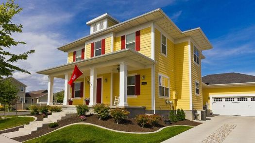 6 Things To Consider Before Painting Home Exteriors