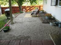 Image of: Pea Gravel Patio Design Ideas | Backyard Bliss ...