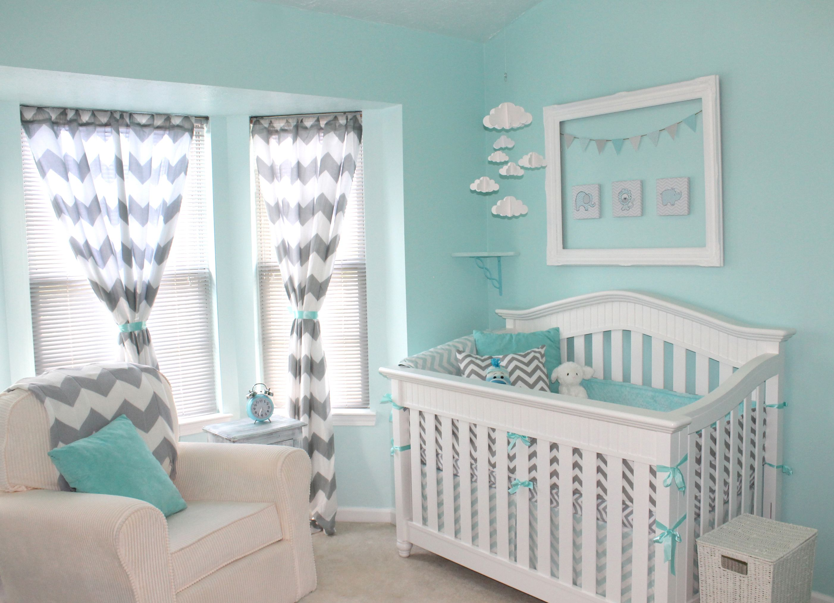 Giveaway Babyhome Dream Cot - Project Nursery