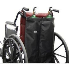Wheelchair Accessories Ebay Recommended Chairs For Lower Back Pain Oxygen Tank Holder Dual Buy It Now Only 65 83 On