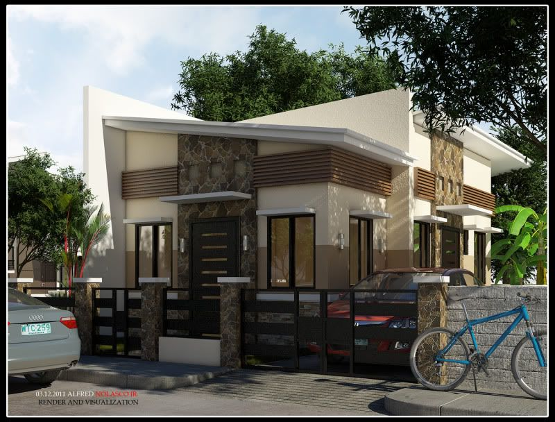 Top Modern Bungalow Design The Philippines House Plans And