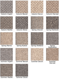 KINGSMEAD BERBER SEASONS 100% Wool loop carpet available ...