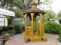 Very Small Outdoor Gazebo Gazebo Ideas Small Garden Gazebo ...
