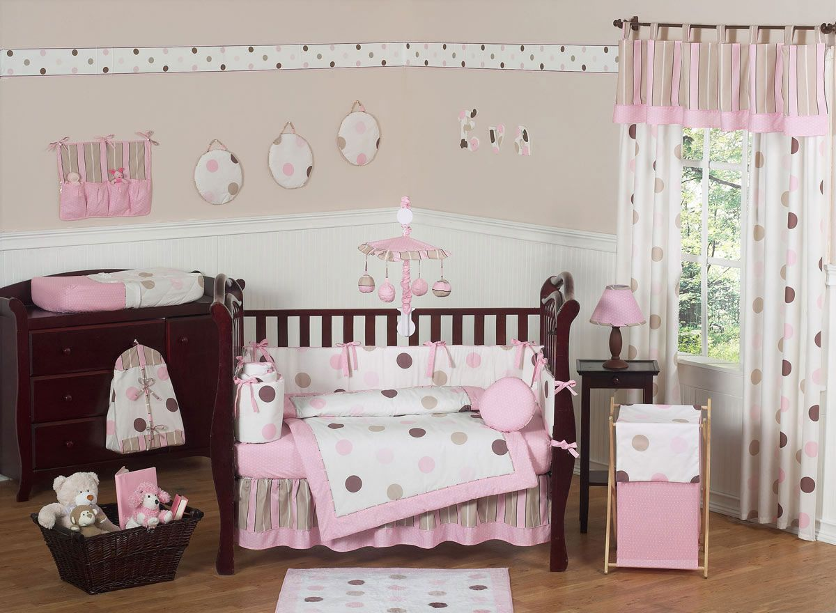 how to decorate babies and moms heaven | baby girl nursery themes